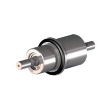Elastomer-sealed Rotary Feedthrough DN 63 ISO-K