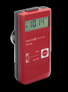 TPG 202, 피에조/피라니 휴대형 진공 측정기
