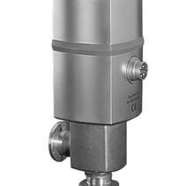 EVR 116, Gas regulating valve, motorized