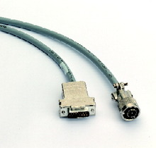 Connection cable for HiPace with TC 110/120