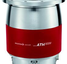 ATH 1600 MT, DN 200 CF-F, externe Antriebselektronik, wassergekühlt, beheizt
