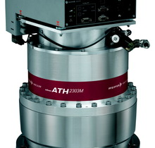 ATH 2303 M, DN 250 ISO-F, External drive electronics, Water cooled, Non-heated