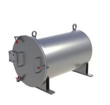 TrinosLine Hochvakuumkammer, horizontal, KHH, DN 400
