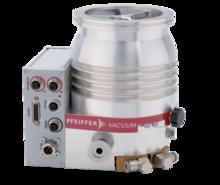 HiPace® 300 C,具有 TC 400,DN 100 ISO-K